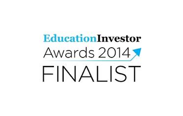Edukey shortlisted for Education Investor Awards 2014