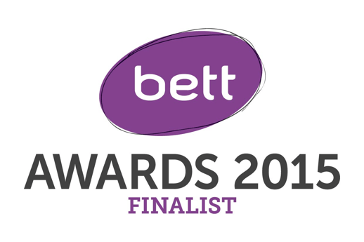 Shortlisted for BETT Awards