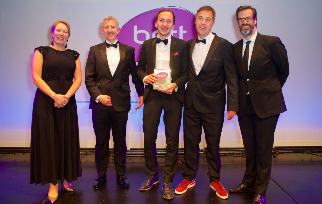 BETT 2019 Company of the Year Winners!